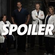 Grey's Anatomy saison 15 : un baiser et des retours d'entre les morts dans l'épisode 6