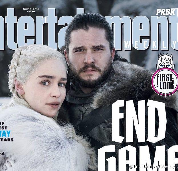 Game of Thrones saison 8 : 6 nouvelles infos dévoilées par Entertainment Weekly