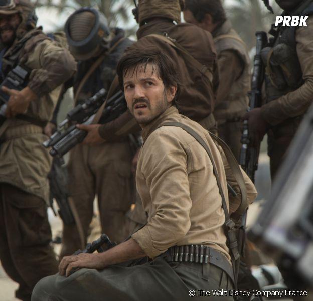 Star Wars : Diego Luna de retour pour une série prequel de Rogue One