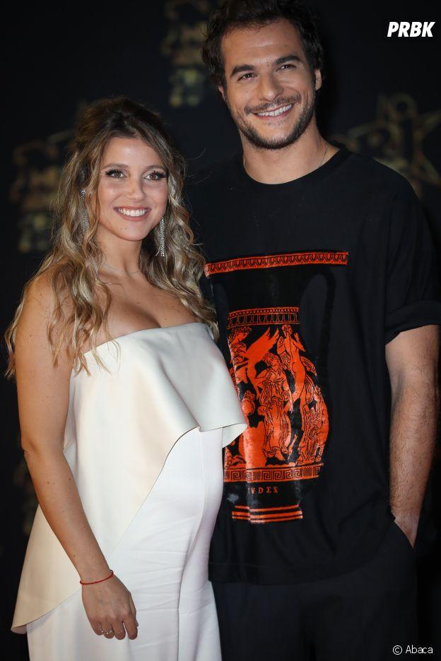 NMA 2018 : Amir et sa femme Lital enceinte sur le red carpet