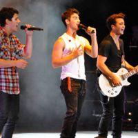 Photos ... Les Jonas Brothers en concert en Floride en septembre 2010