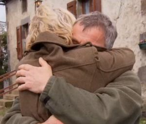Eric (L'amour est dans le pré) : après avoir quitté l'aventure, Rosanna voulait revenir