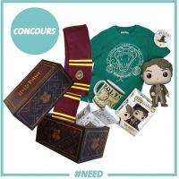 Harry Potter : participez au concours pour remporter une Wootbox très spéciale