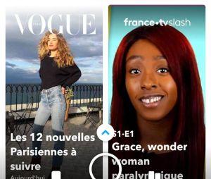 """Snapchat lance ses """"shows"""", des vidéos plus longues"""