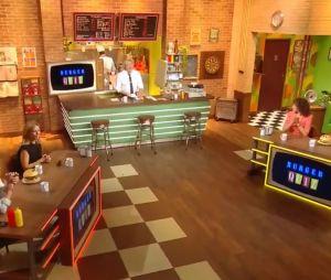 Burger Quiz : pour la dernière d'Alain Chabat, l'émission s'est pris pour Netflix en créant sa plateforme Burgflix.