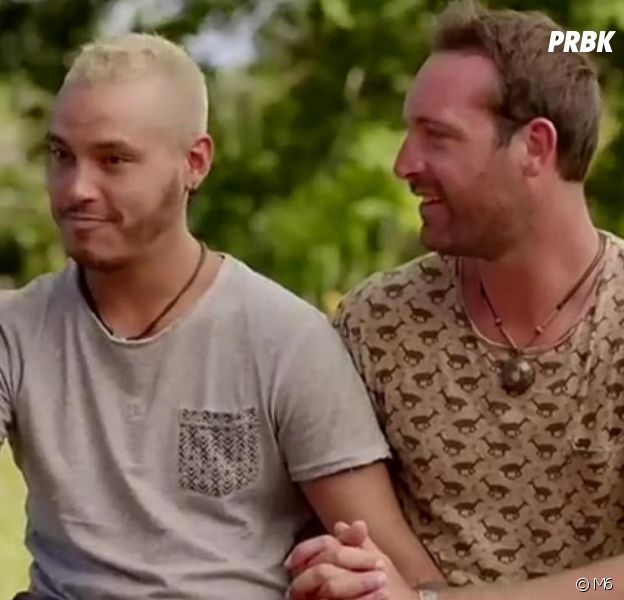 Thomas (L'amour est dans le pré 2018) en couple avec Mehdi, Garrett réagit