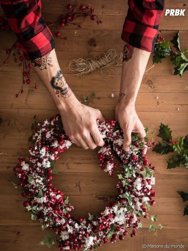 Noël 2018 : 10 idées pas chères pour décorer ta chambre ou ton appart