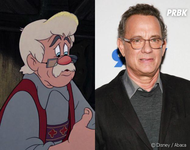 Pinocchio : Tom Hanks va-t-il jouer Geppetto ?