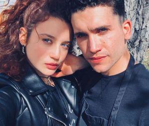 Maria Pedraza (Elite) et Jaime Lorente en couple