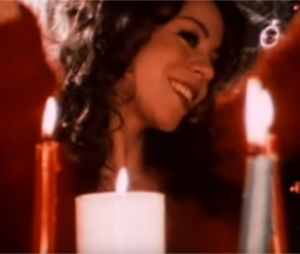 Le clip de All I Want For Christmas is You de Mariah Carey