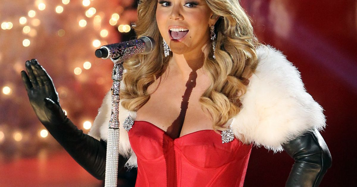 all i want for christmas is you combien mariah carey a t elle gagn gr ce sa chanson culte. Black Bedroom Furniture Sets. Home Design Ideas