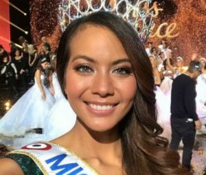 Vaimalama Chaves est Miss France 2019