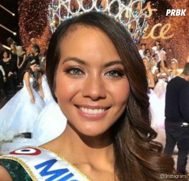 Vaimalama Chaves est Miss France 2019