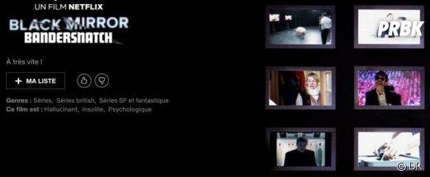 Black Mirror : Bandersnatch disponible dès le 28 décembre