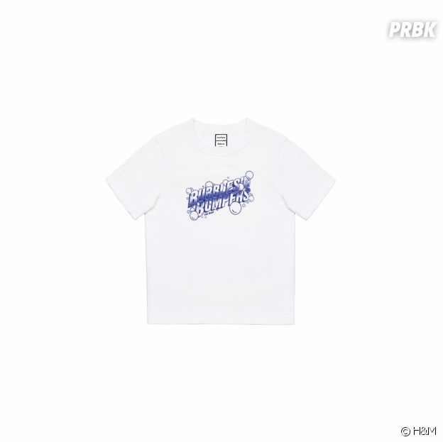 H&M x Eytys : le t-shirt vendu 14,99 euros