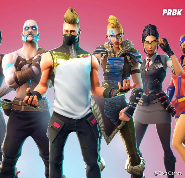 Fortnite : grâce au jeu, Epic Games a fait 3 milliards de dollars de bénéficie en 2018