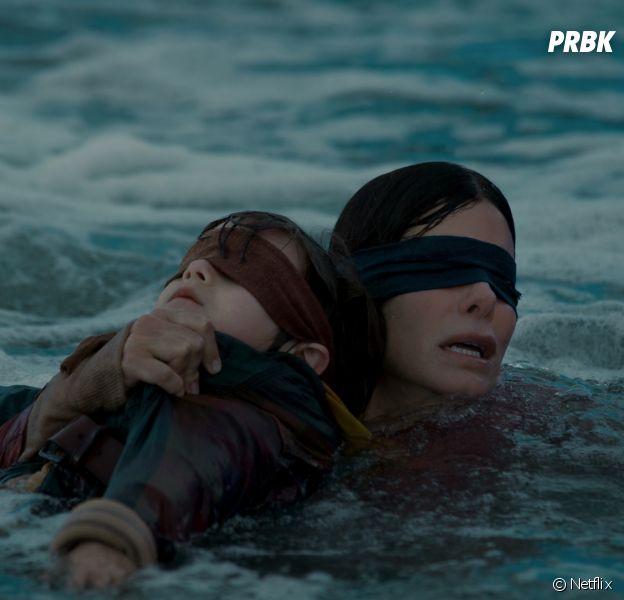 Bird Box : le film avec Sandra Bullock bat des records sur Netflix