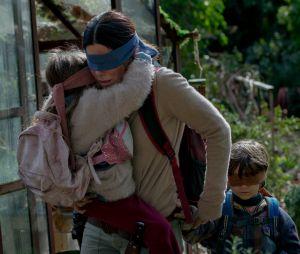 Bird Box : la créature du film avec Sandra Bullock enfin dévoilée !