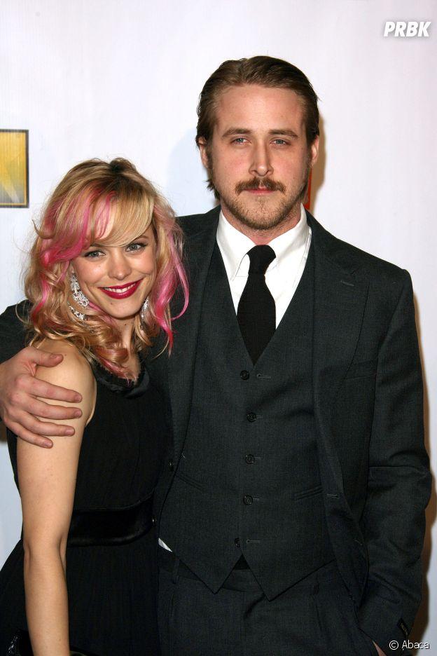 Rachel McAdams et Ryan Gosling se sont rencontrés sur le tournage d'un film