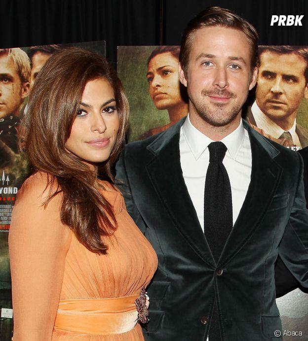 Eva Mendes et Ryan Gosling se sont rencontrés sur le tournage d'un film