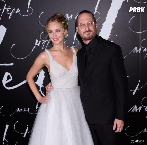 Jennifer Lawrence et Darren Aronofsky se sont rencontrés sur le tournage d'un film