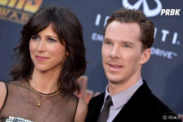 Sophie Hunter et Benedict Cumberbatch se sont rencontrés sur le tournage d'un film