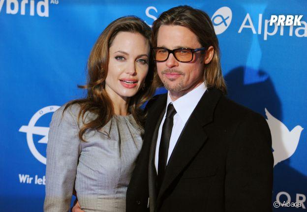 Angelina Jolie et Brad Pitt se sont rencontrés sur le tournage d'un film