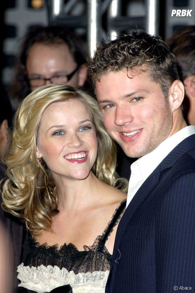 Reese Witherspoon et Ryan Phillippe se sont rencontrés sur le tournage d'un film