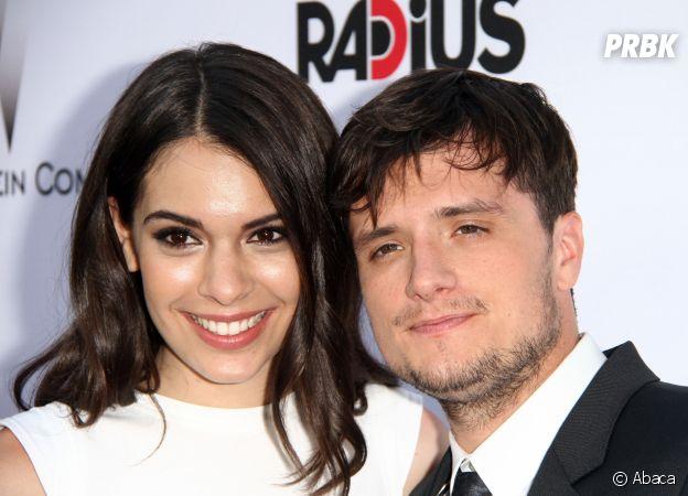 Claudia Traisac et Josh Hutcherson se sont rencontrés sur le tournage d'un film