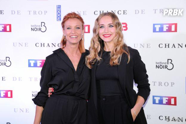 Chloé Jouannet complice avec sa mère Alexandra Lamy
