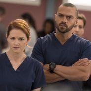 Grey's Anatomy saison 15 : Jesse Williams réclame le retour d'April (Sarah Drew)