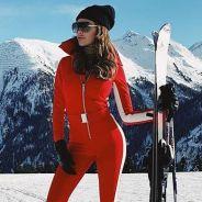 Nabilla Benattia apprend à skier et ses chutes en vidéo sont priceless ⛷