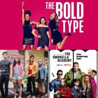 The Bold Type saison 1, Umbrella Academy... 10 séries à ne pas manquer en février 2019