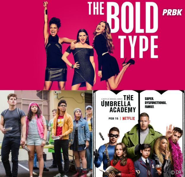 The Bold Type saison 2, Umbrella Academy... 10 séries à ne pas manquer en février 2019