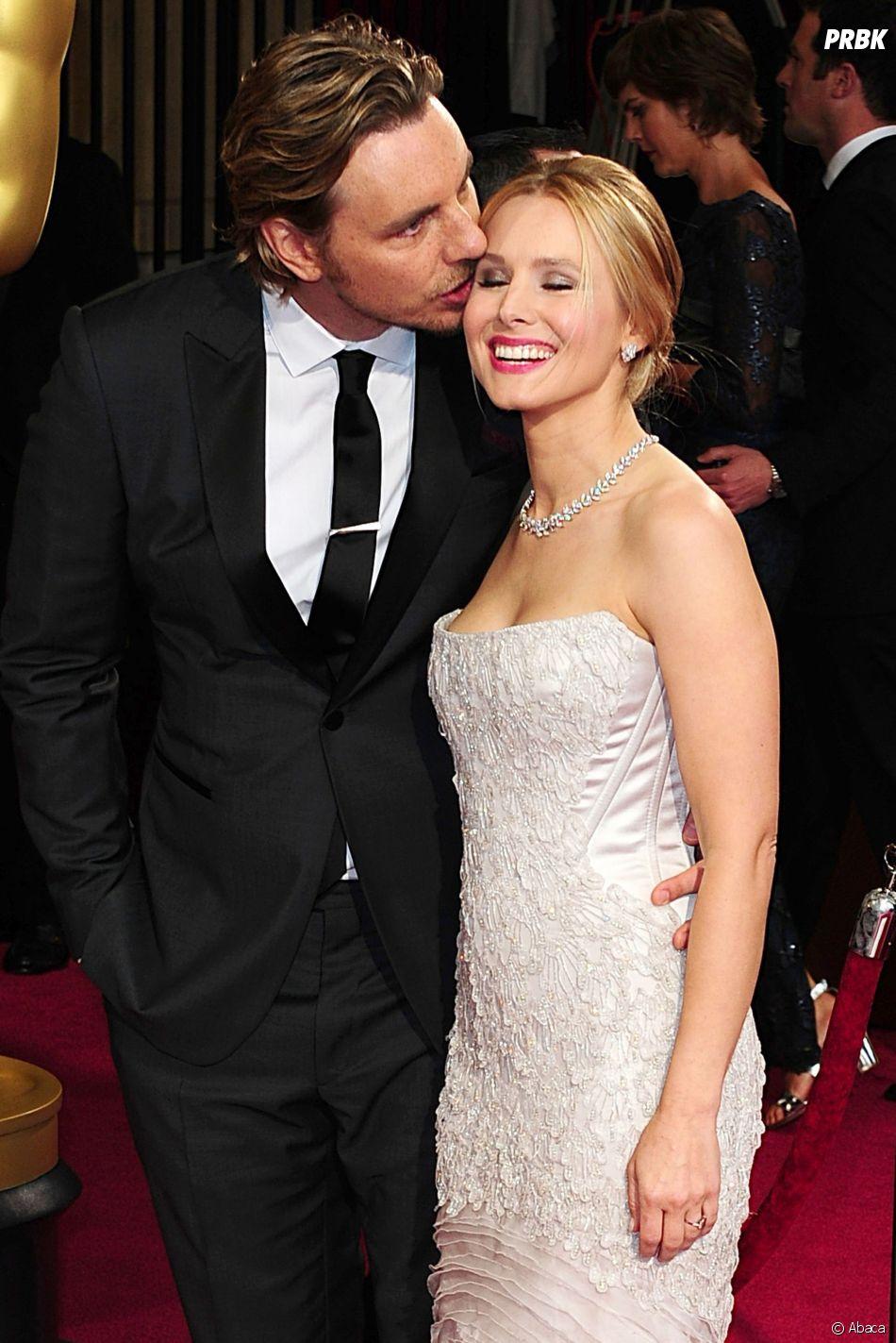 Kristen Bell dévoile la réaction de son mari Dax Shepard face à ses scènes d'amour