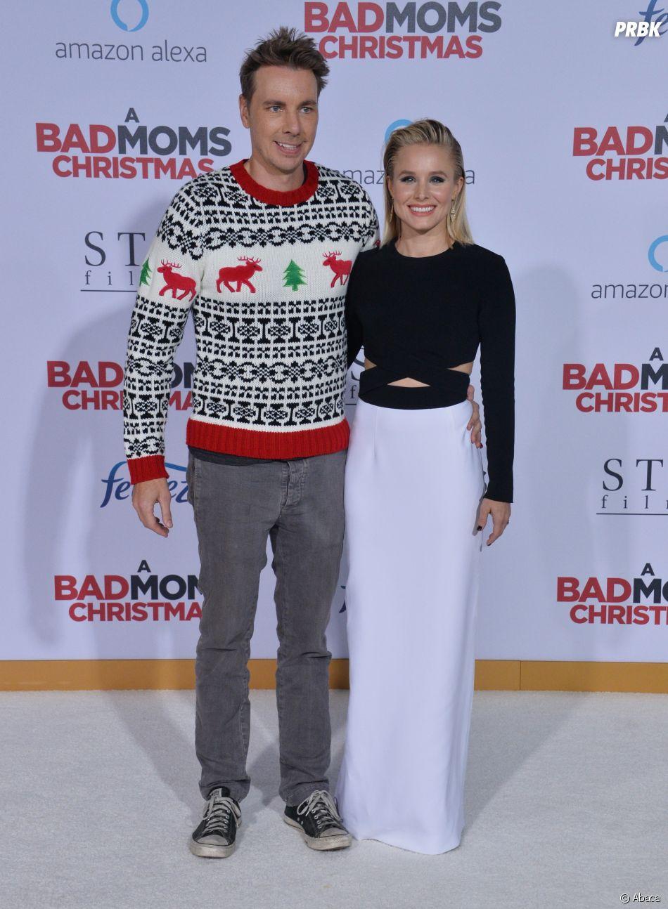 Kristen Bell en couple avec Dax Shepard depuis 2007