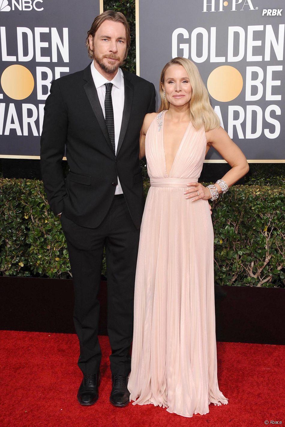 Kristen Bell et son mari Dax Shepard