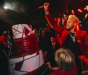La soirée d'anniversaire de Neymar à Paris.
