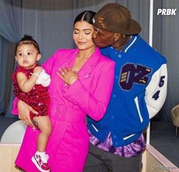 Kylie Jenner : carrousel, montgolfière, princesses Disney... Stormi a eu une fête d'anniv ultra luxe.