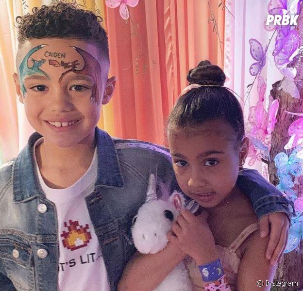 Kim Kardashian : sa fille North (5 ans) a déjà un boyfriend, et il lui a offert un cadeau hors de prix.