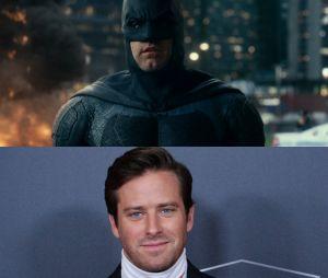 Batman : Armie Hammer en lice pour remplacer Ben Affleck ?