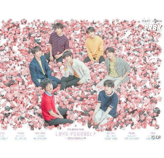 BTS : le groupe de retour à Paris pour un concert au Stade France en juin