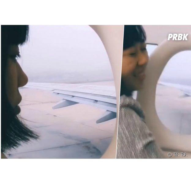 """""""Fake plane challenge"""" : le nouveau défi qui veut faire croire que vous prenez l'avion"""