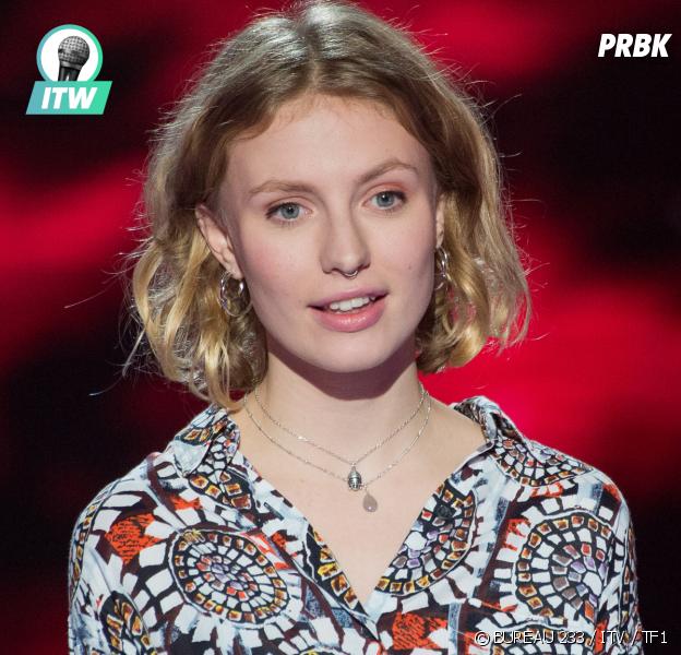 """Clémentine (The Voice 8) : """"Ce que me disait Mika ne me parlait pas vraiment"""" (Interview)"""