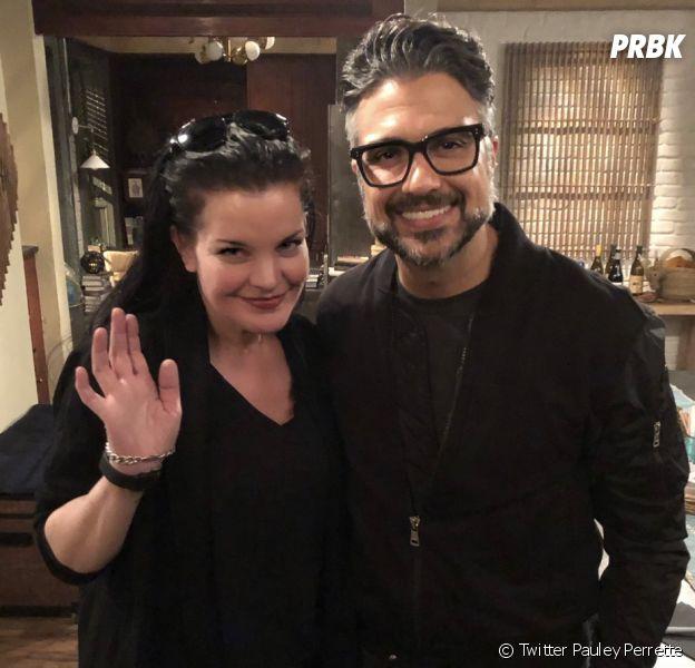 Pauley Perrette (NCIS) de retour à la télé avec Jaime Camil (Jane the Virgin)