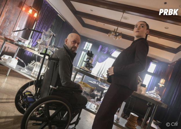 Supergirl saison 4 : premières images inquiétantes avec Lex Luthor