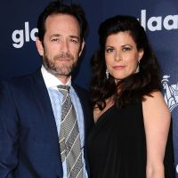 Mort de Luke Perry : sa fiancée Wendy Madison Bauer sort du silence