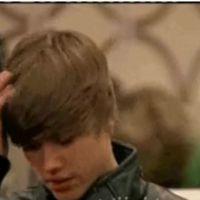 Justin Bieber ... Sa fameuse coupe de cheveux est une perruque