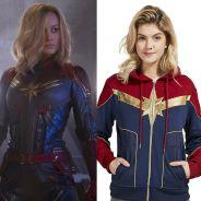 Captain Marvel : les 5 vêtements et accessoires à shopper pour se la jouer super-héroïne
