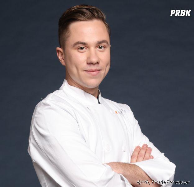 Top Chef 2019 : Baptiste Renouard éliminé.